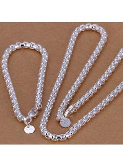 Silber Schmuck Halsketten