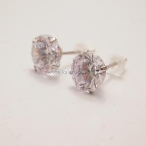 Echte 925 Sterling Silber Ohrringe für Frauen Sterling Silber